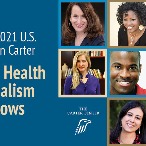 2020-2021 Carter Fellows
